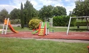 Parco giochi parco della pace